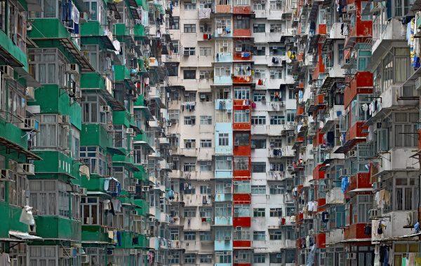 Architecture of Density, 2005-2009, © Michael Wolf. Avec l'aimable autorisation de l'artiste.