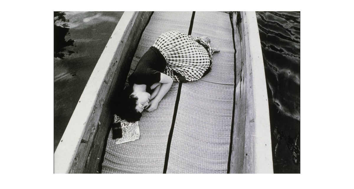 Voyage sentimental, 1971 © Nobuyoshi Araki. Collection MEP, Paris. Don de la société Dai Nippon Printing Co., Ltd.