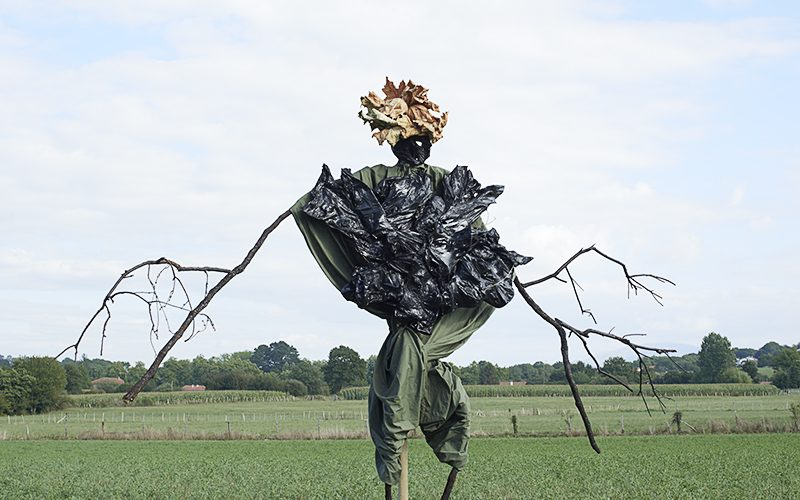 Scarecrows © Kate Fichard