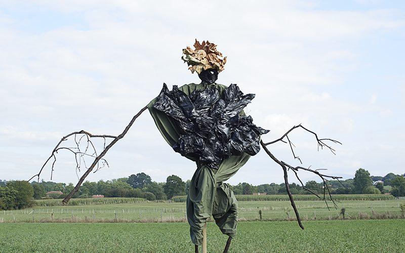 Scarecrows © Kate Fichard