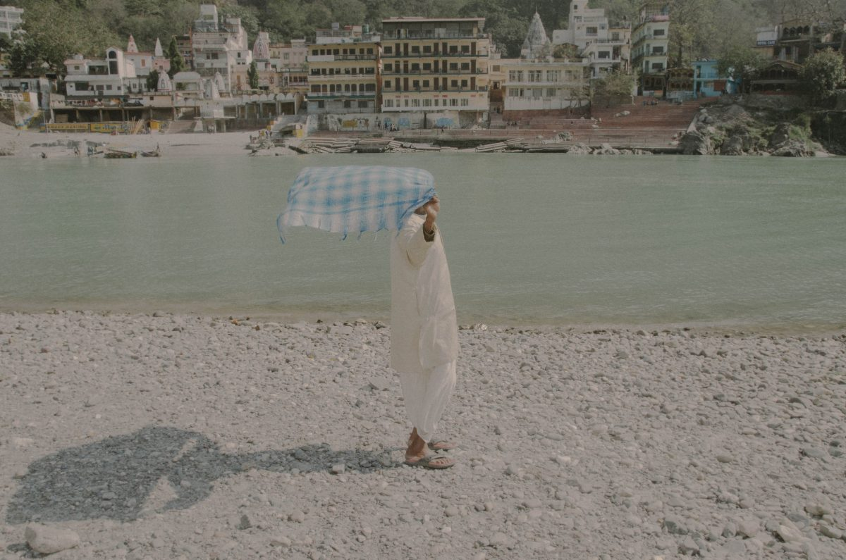"From ""Postcards from Rishikesh"" © Debmalya Choudhuri"