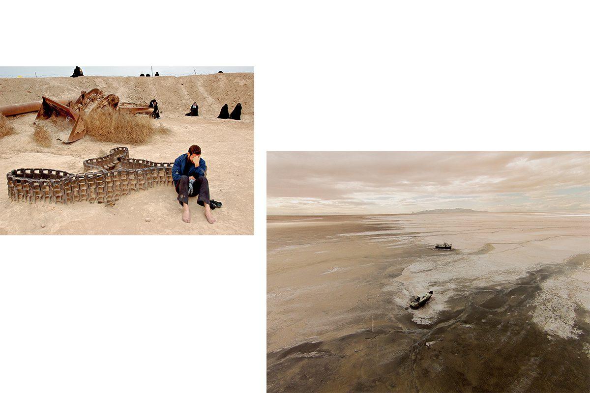 © Abbas Kowsari et © Azin Haghighi