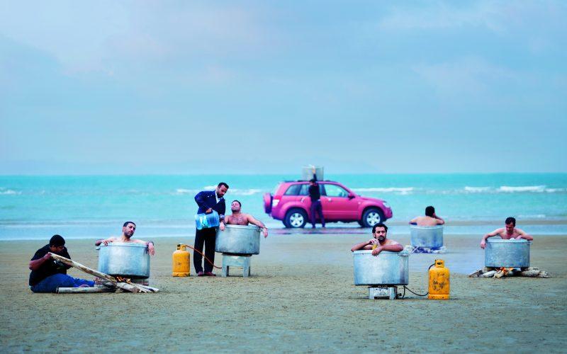 Série Espace public, 2015. © Morteza Niknahad & Behnam Zakeri