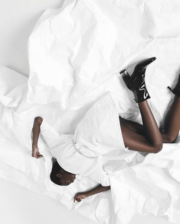 © Sasha Marro, 3ème lauréate du Prix Picto Mode 2016