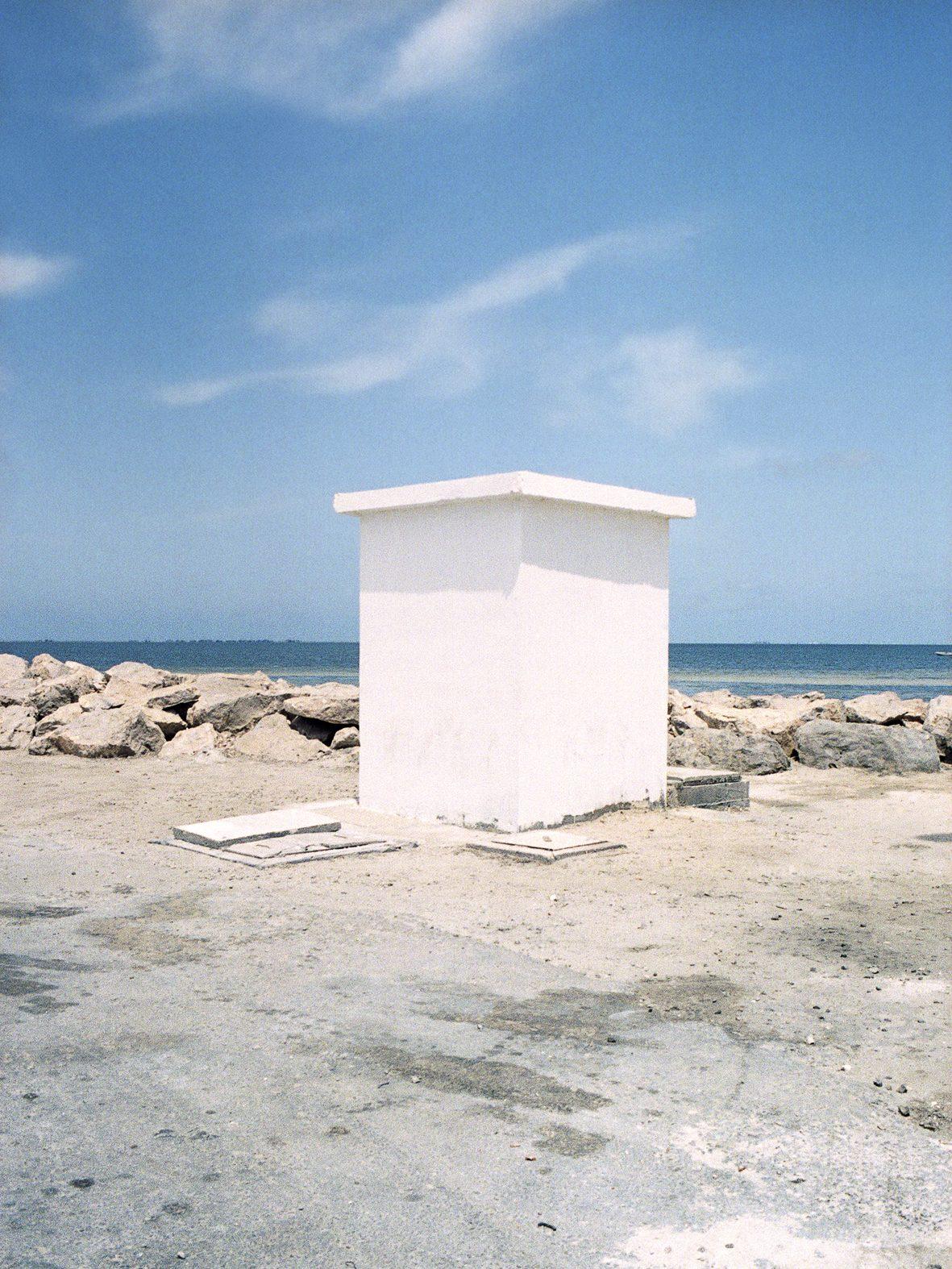 """Image extraite de la série """"L'île aux lotophages"""" © Julien Malabry"""