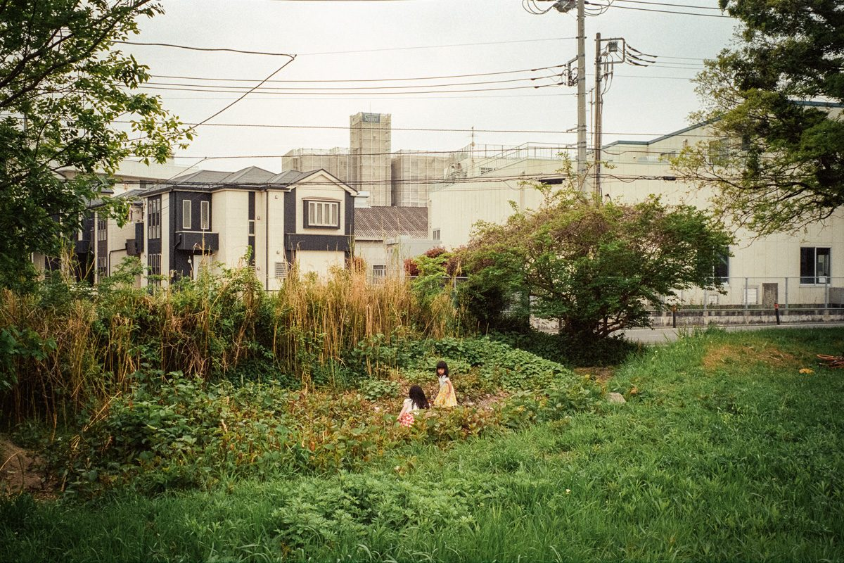 "Image extraite de la série ""The World the Children Made"" © Shin Noguchi"