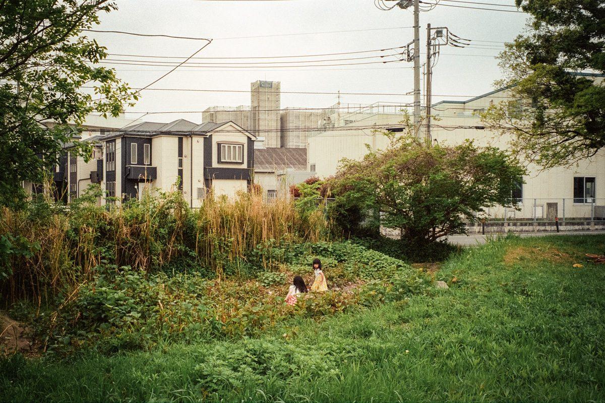 "Image extraite de la série ""The World the Children Made"" © Shin Noguchi"