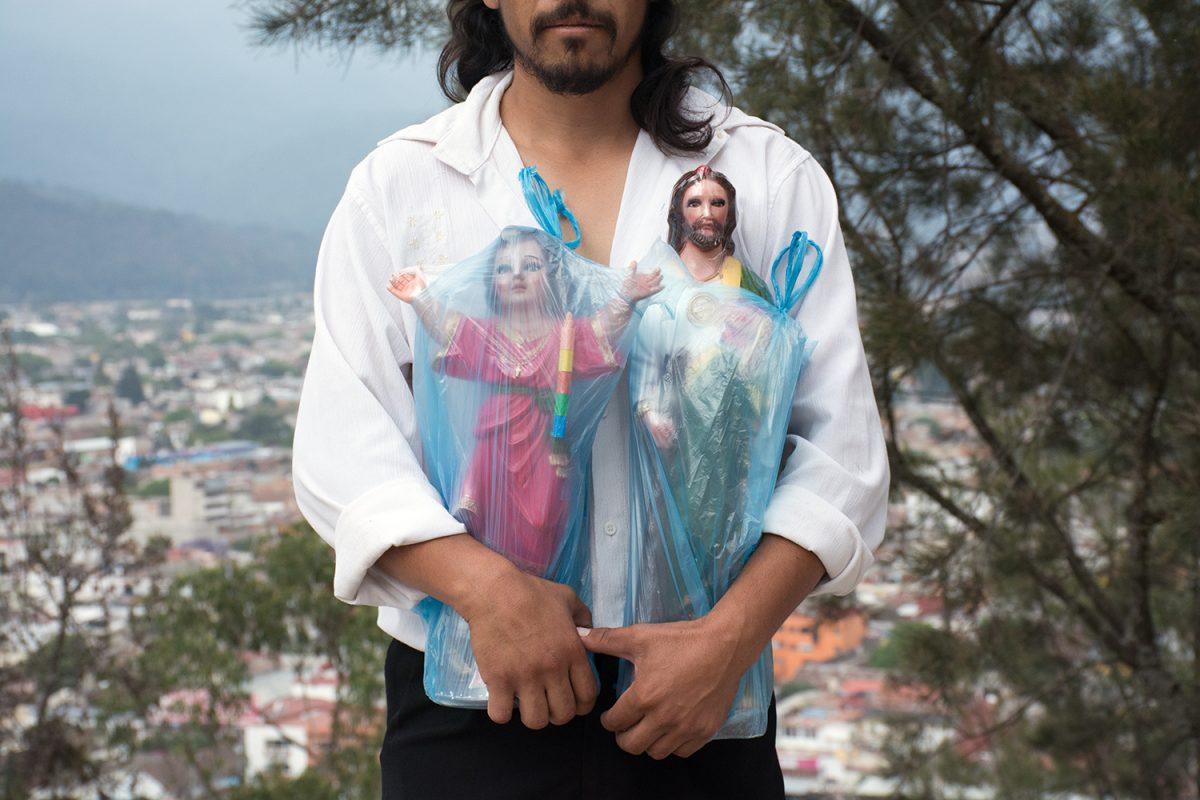 """From """"Evangelización"""" © Tonatiuh Cabello"""