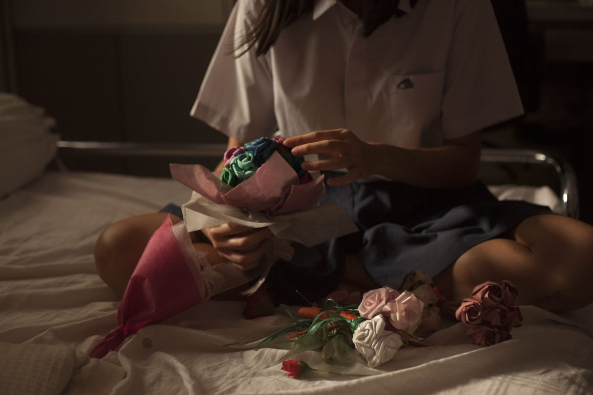 "From ""Room"" © Charmaine Poh"