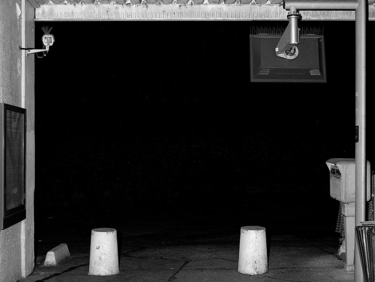 Ligne dée, passage 1 © Karim Kal