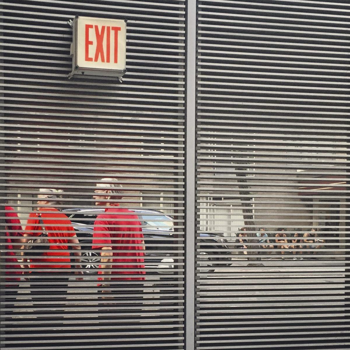 Les mamies du MoMA © Vincent Migrenne
