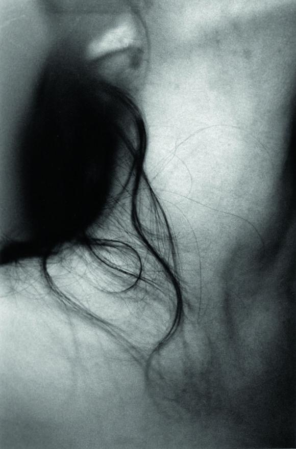 Le cou de Marie-Paule, 2017 © Luc Choquer