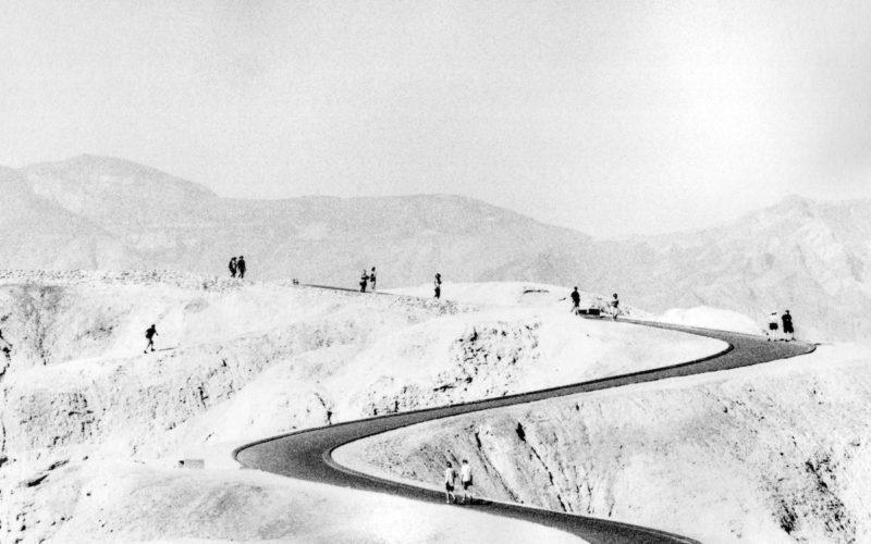 Death Valley, 7439 ©Renato d'Agostin, courtesy Galerie Thierry Bigaignon