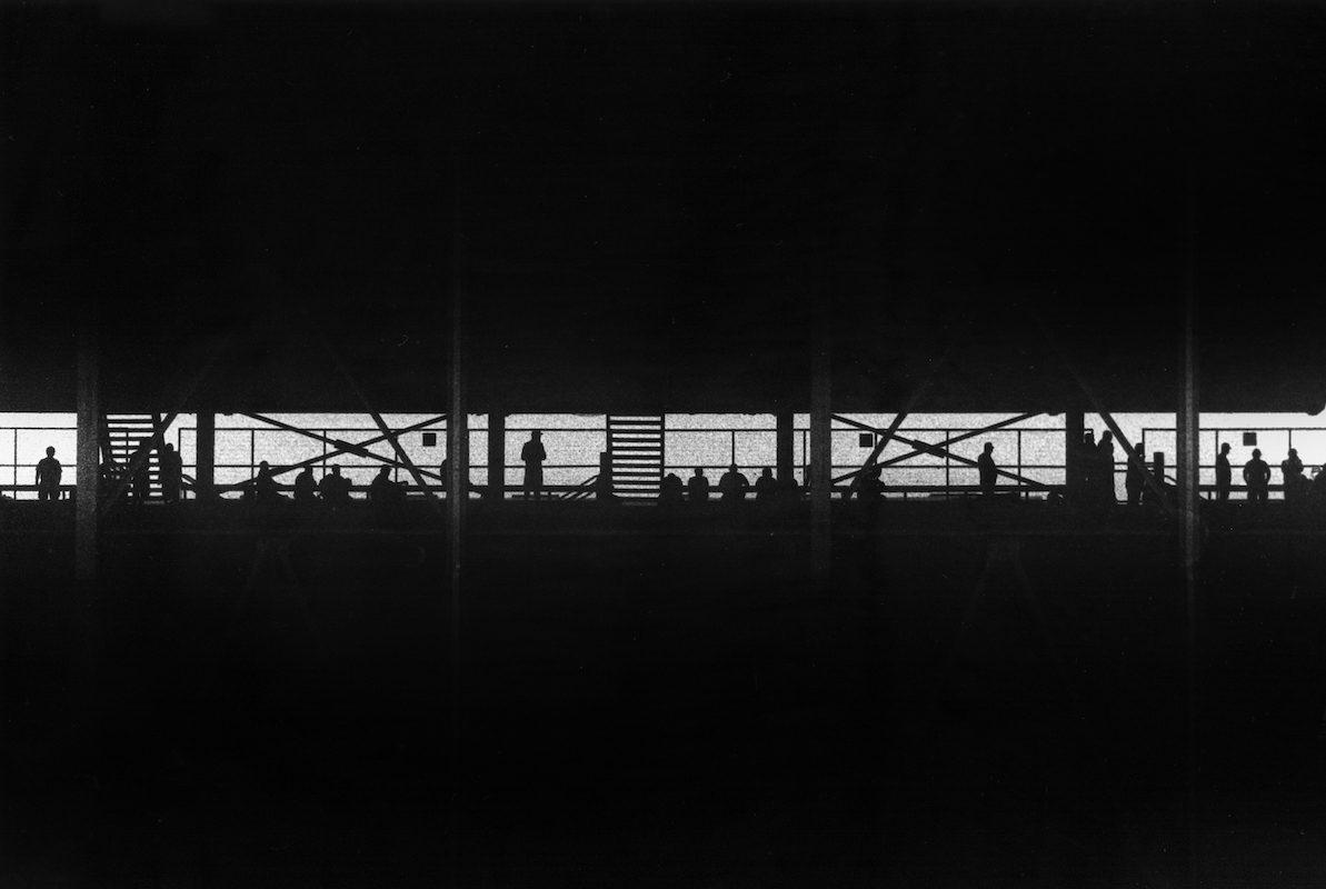 Idianapolis Motor Speedway, 7439 ©Renato d'Agostin, courtesy Galerie Thierry Bigaignon