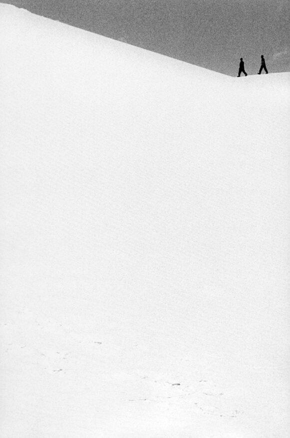 "White Sands Missile Range New Mexico, ""7439"" ©Renato d'Agostin, courtesy Galerie Thierry Bigaignon"