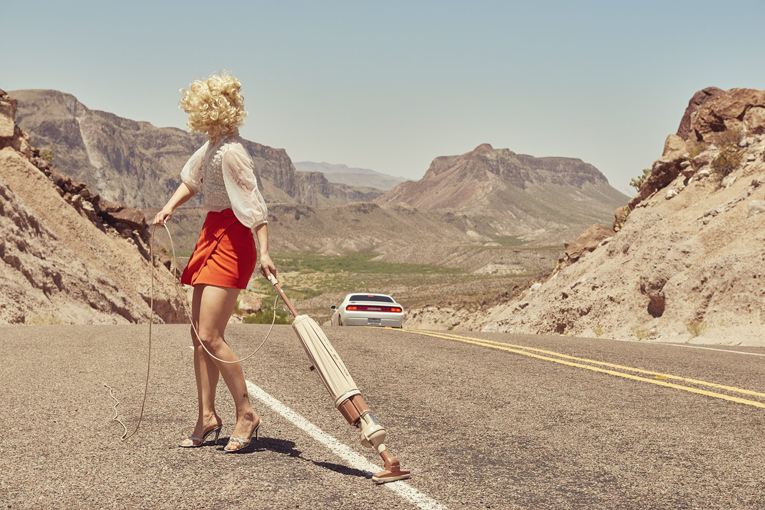 Sorry, No Vacancy © Kourtney Roy