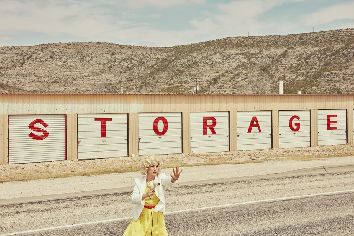 """Sorry, No Vacancy"" © Kourtney Roy"
