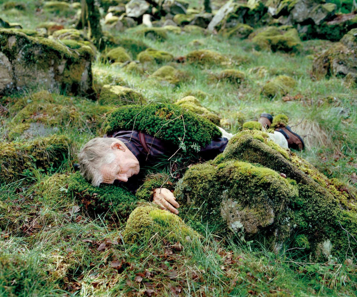 Torleiv, Eyes as Big as Plates © Karoline Hjorth and Riitta Ikonen