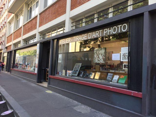 La Librairie Photographique Le 29, Rue des Récollets dans le 10 ème à Paris © Radio France / Brigitte Patient