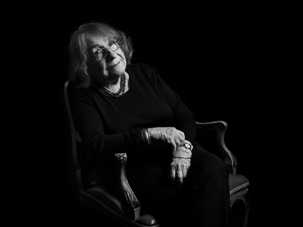 Sabine Weiss, photographe franco-suisse Paris,2016 © Zhong Weixing