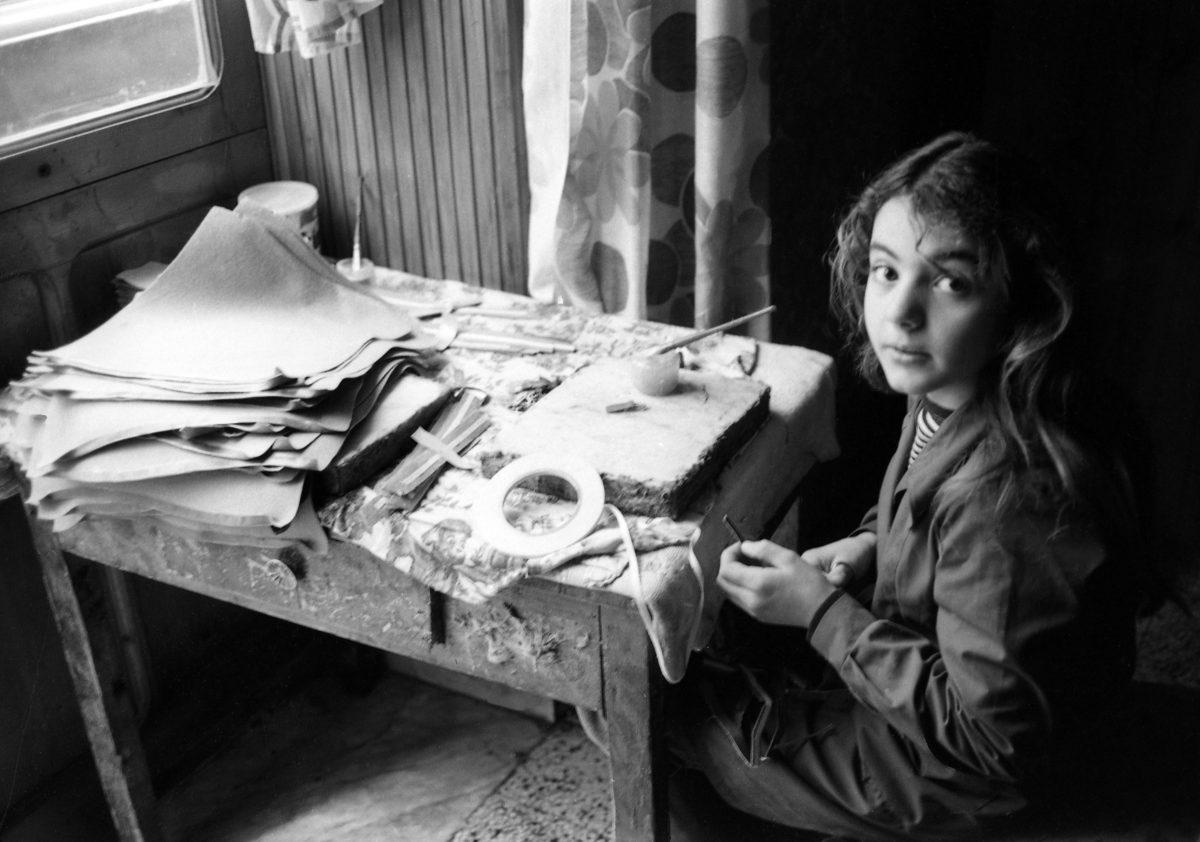Naples, 1973 © Mimmo Jodice