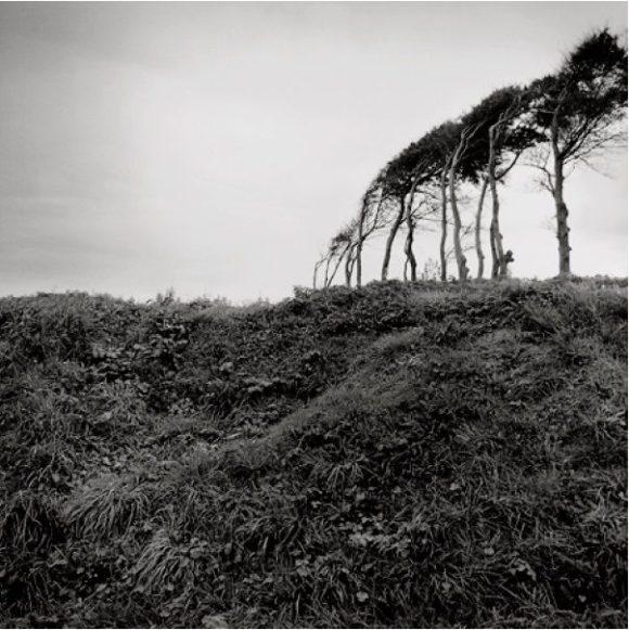 """""""Côte normande"""", 2003 tirage argentique - format exposé 50 x 50 cm. © Jean-Luc Chapin"""
