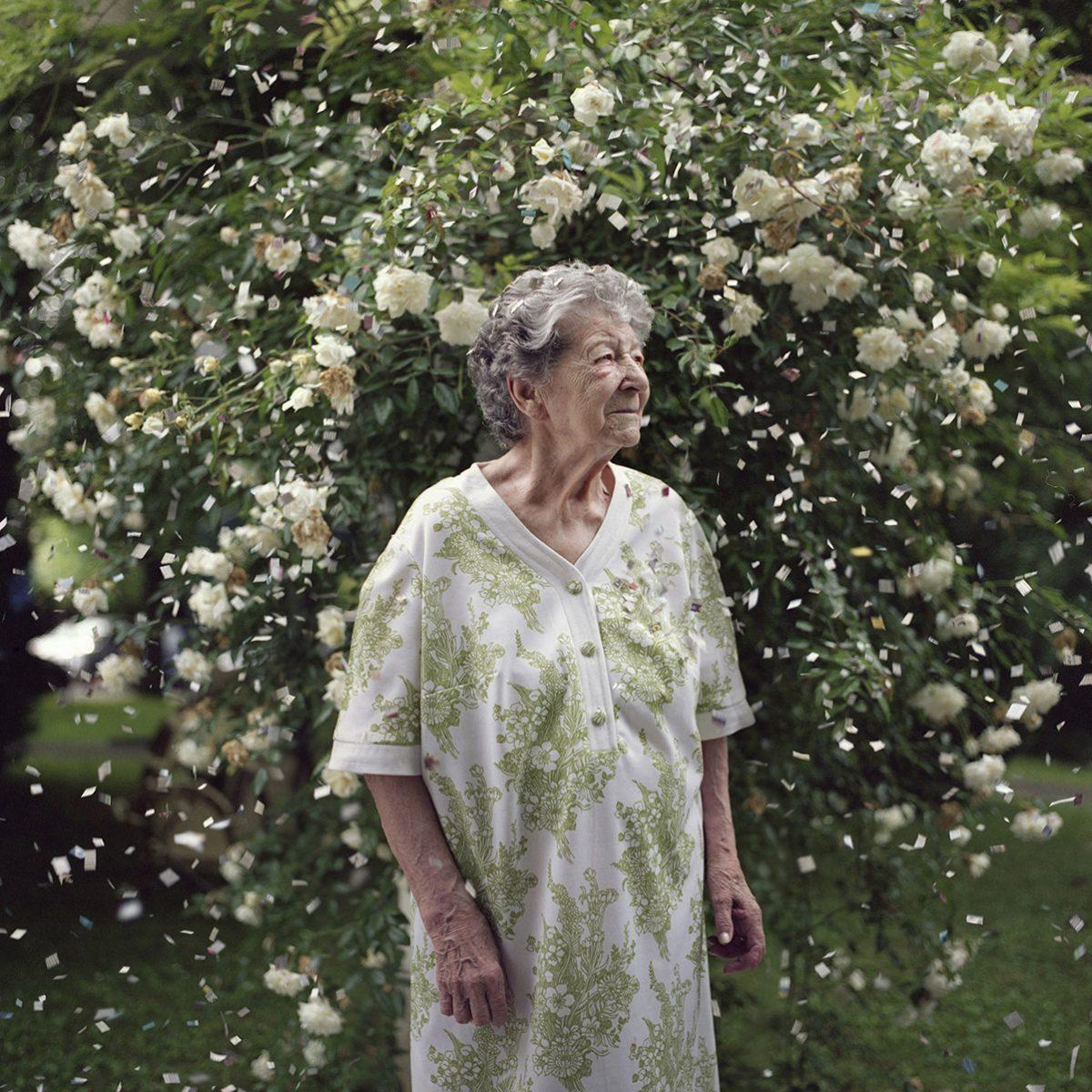 """Mme Masson from """"Le coeur c'est pour l'amour"""" © Faux amis"""