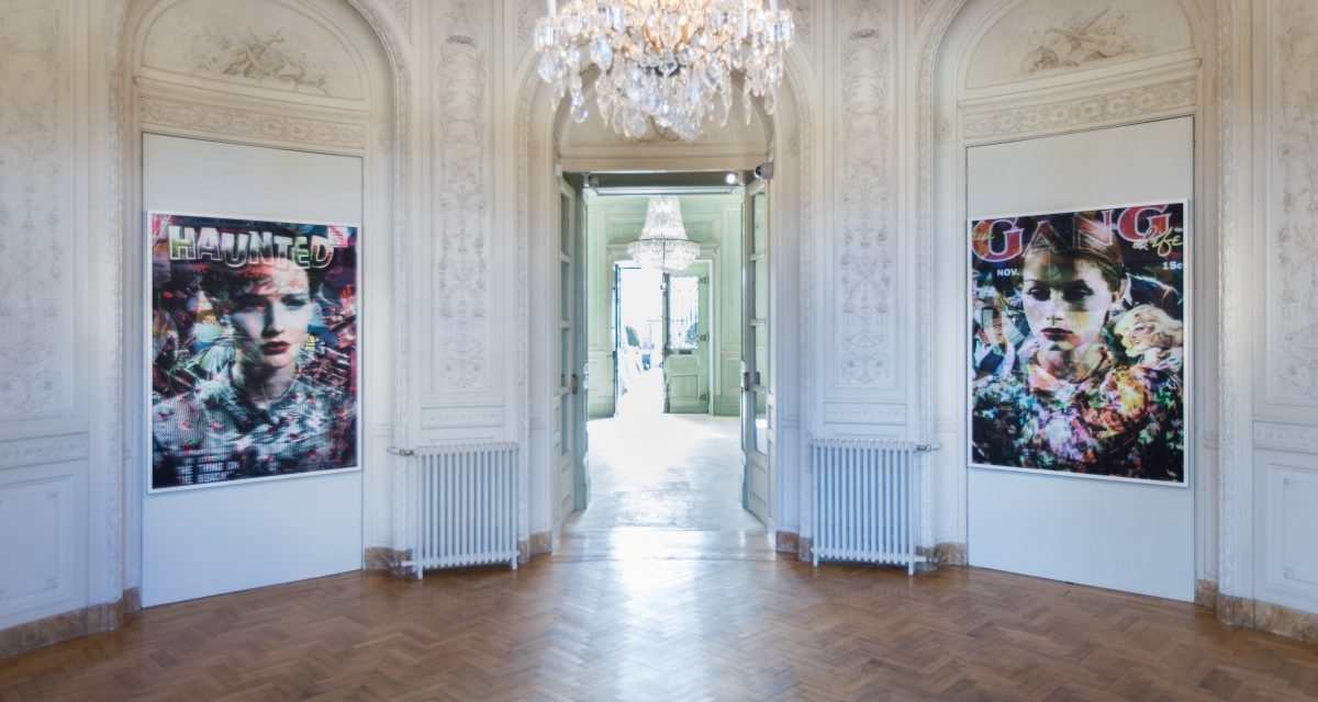 Illustration - Exposition Valerie Belin - Institut Culturel Bernard Magrez - Bordeaux