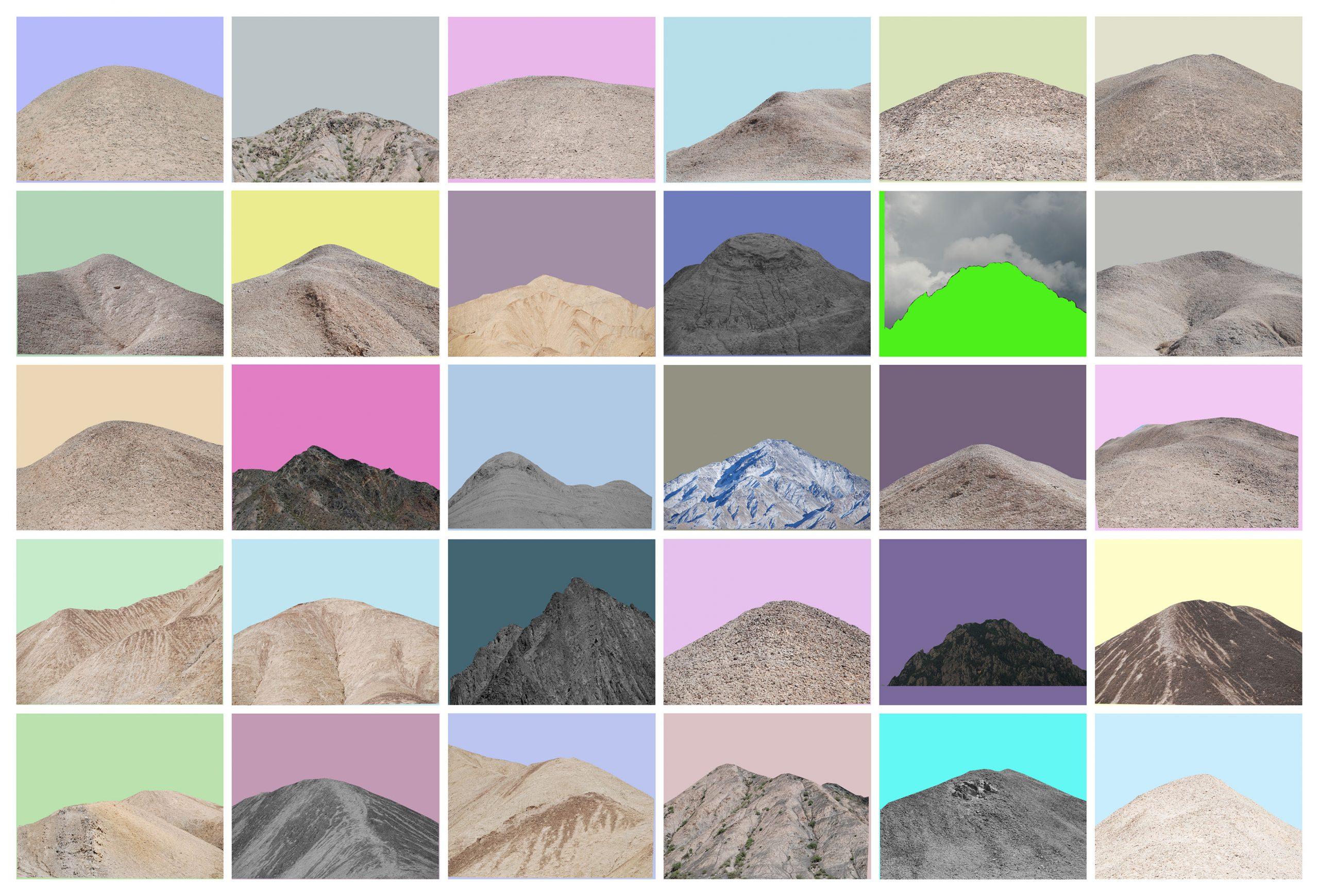 Qilian Range-03, 2011-2016 © Zhuang Hui's/Lianzhou Museum of Photography