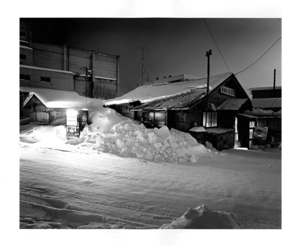 Otaru-city, Hokkaido, February 2015 © Eiji Ohashi, Courtesy Galerie &co119