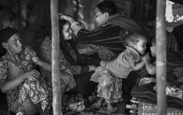 Les Berbères © Ferhat Bouda