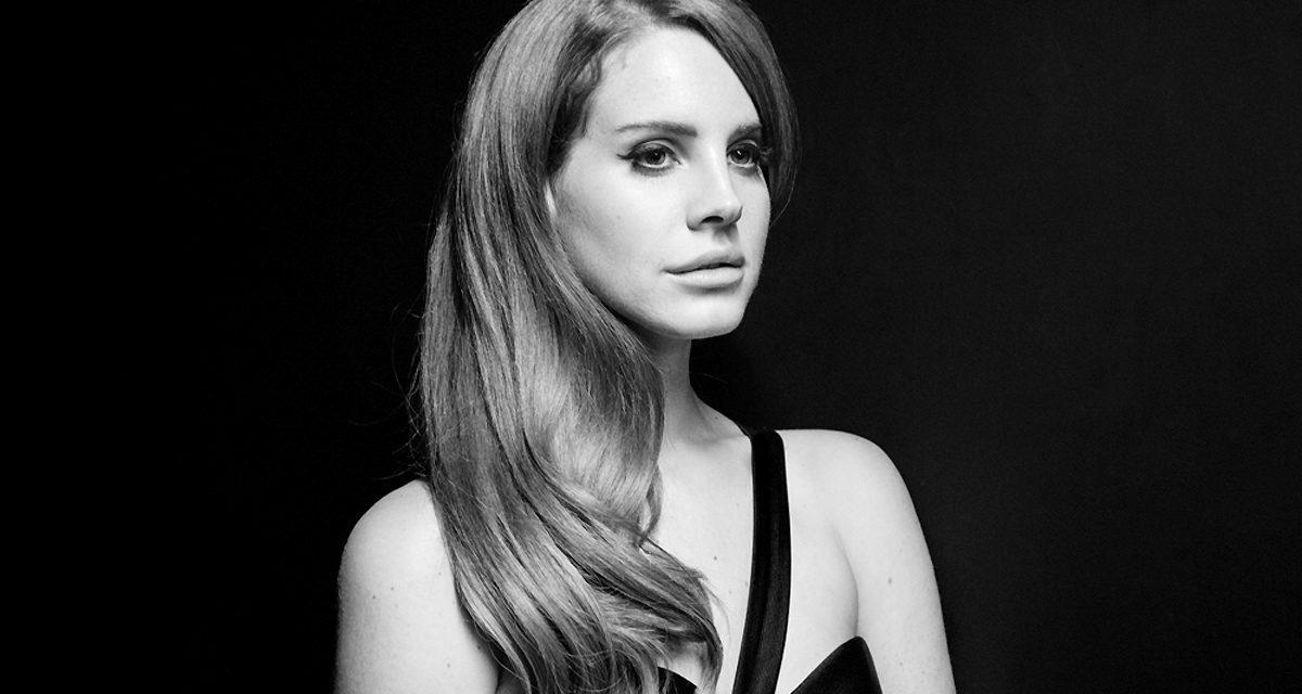 Lana Del Rey © Mathieu Zazzo