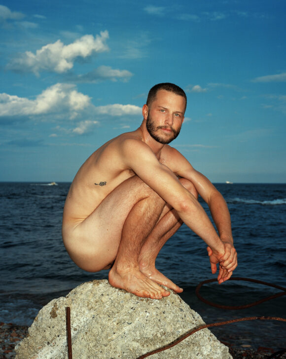 "Naked Mark I from ""Strangerintwoworlds"" by Brendan George Ko"