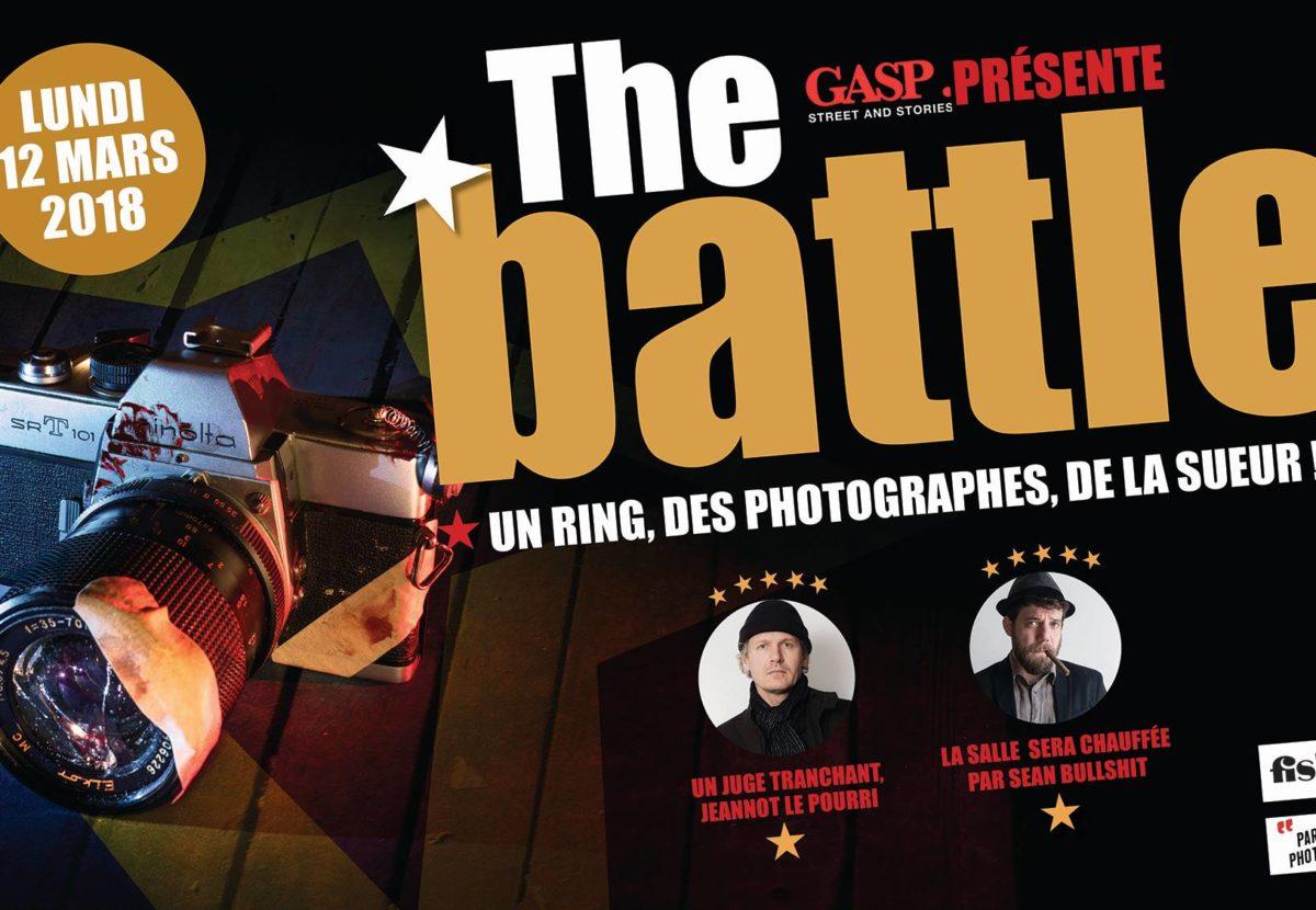 © GASP, Battle photo