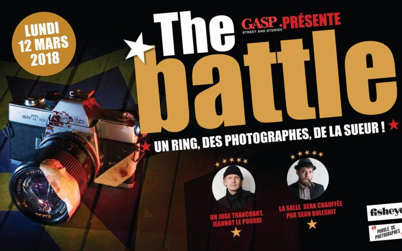 © GASP, Battle photo