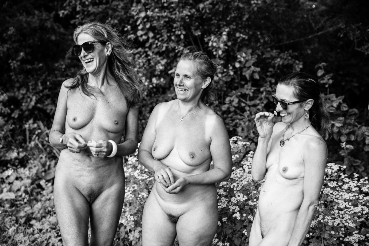 "From ""Naked Britain"" © Amelia Allen"