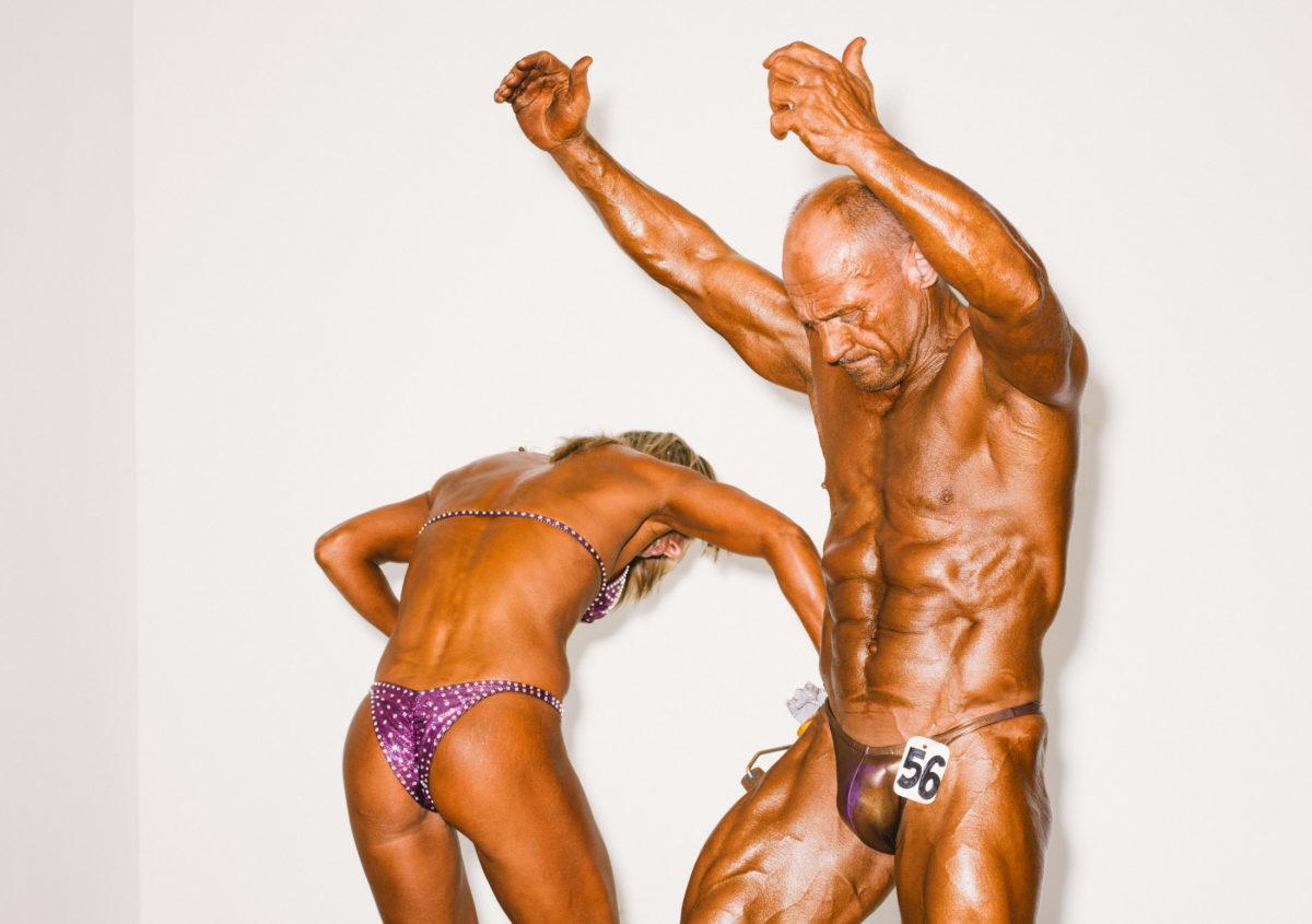 Bodybuilders © Daniel Gebhart de Koekkoek