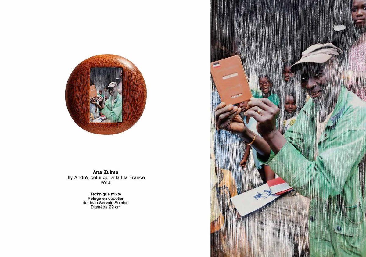 ©Ana Zulma, Courtesy Galerie LouiSimone Guirandou
