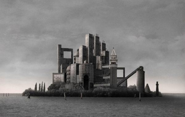 Utopie 6 © Philippe Calandre, Courtesy Galerie Goutal