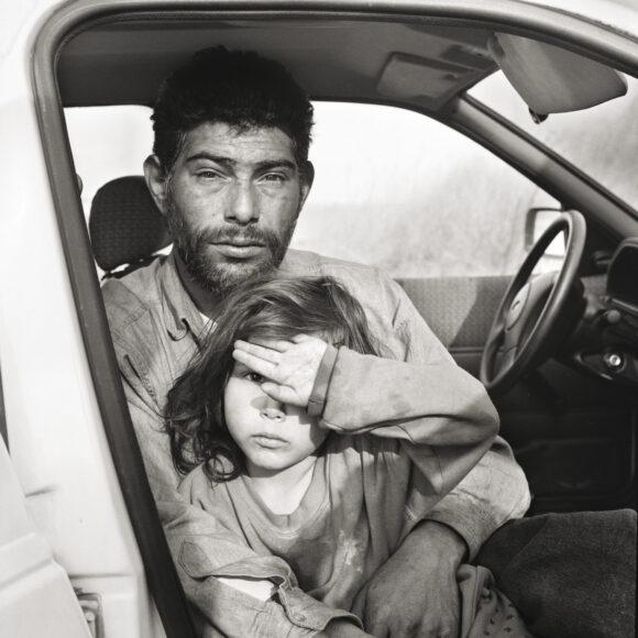 Johny et Vanessa, 1995-1997 © Mathieu Pernot