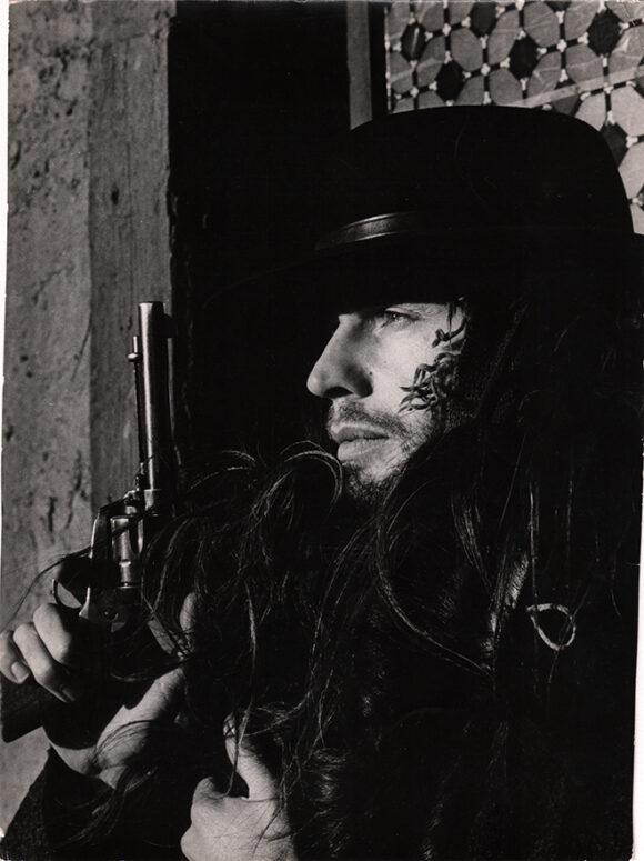 LE GRAND SILENCE - IL GRANDE SILENZIO Jean-Louis Trintignant, fil de Sergio Corbucci, 1968.