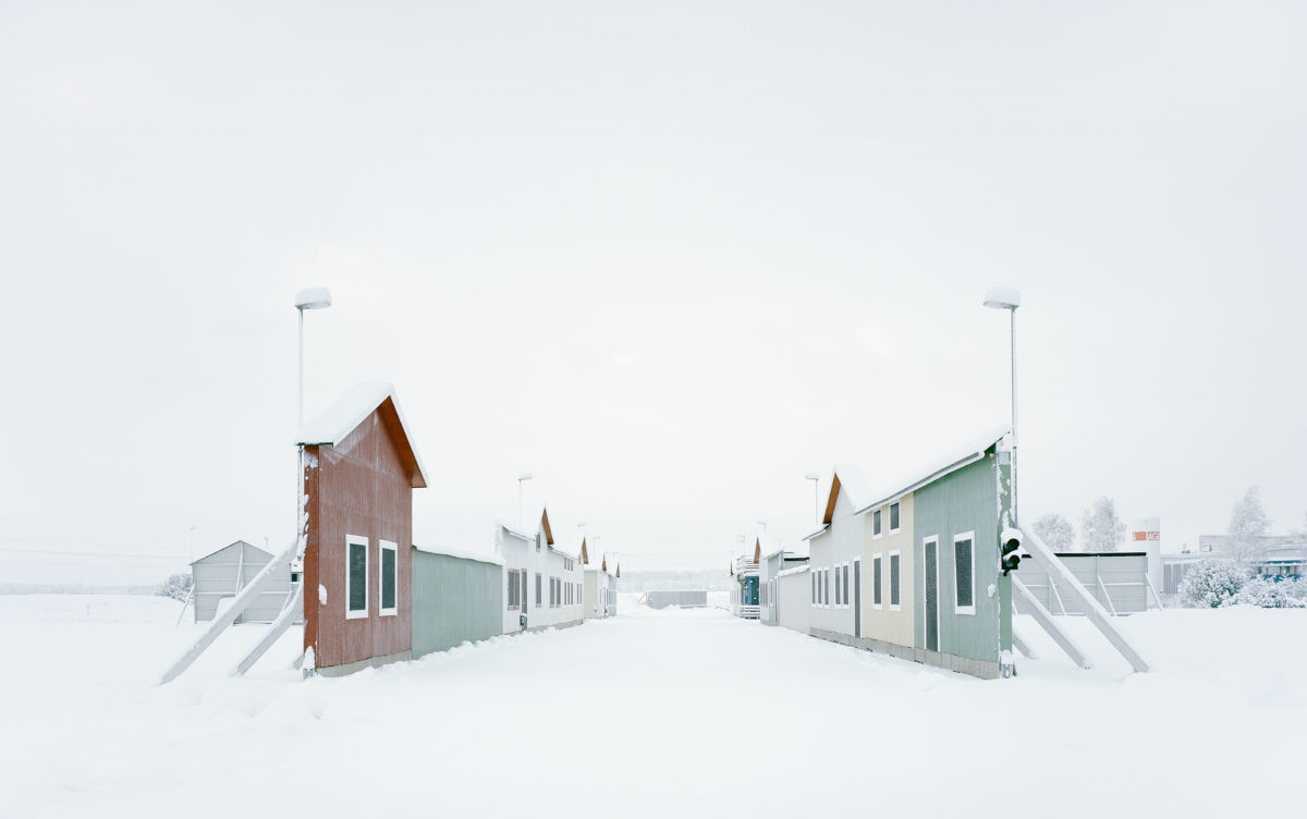 Carson City VI / Vårgårda, Suède, 2016, © Gregor Sailer, avec l'aimable autorisation de l'artiste.