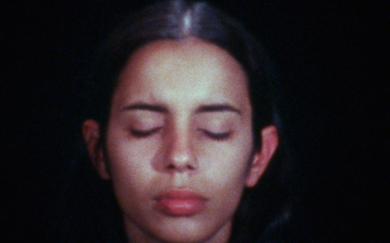 Sweating Blood, 1973 © Ana Mendieta / The Estate of Ana Mendieta Collection, LLC. Courtesy Galerie Lelong & Co.