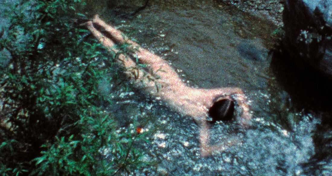 © The Estate of Ana Mendieta Collection, LLC. Courtesy Galerie Lelong & Co.