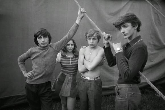 Image extraite du documentaire Ostkreuz : agence des photographes, réalisé par Maik Reichert