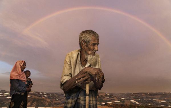 © Paula Bronstein pour UNHCR