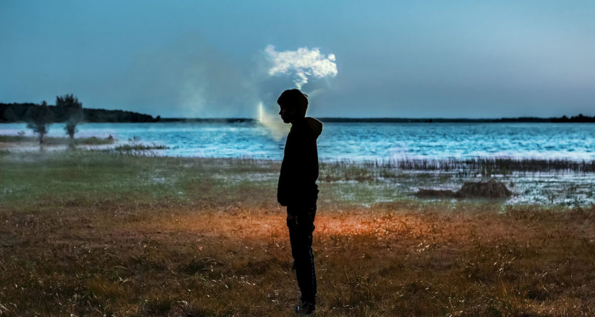 «Fire Game» © Dan Aucante - agence révélateur
