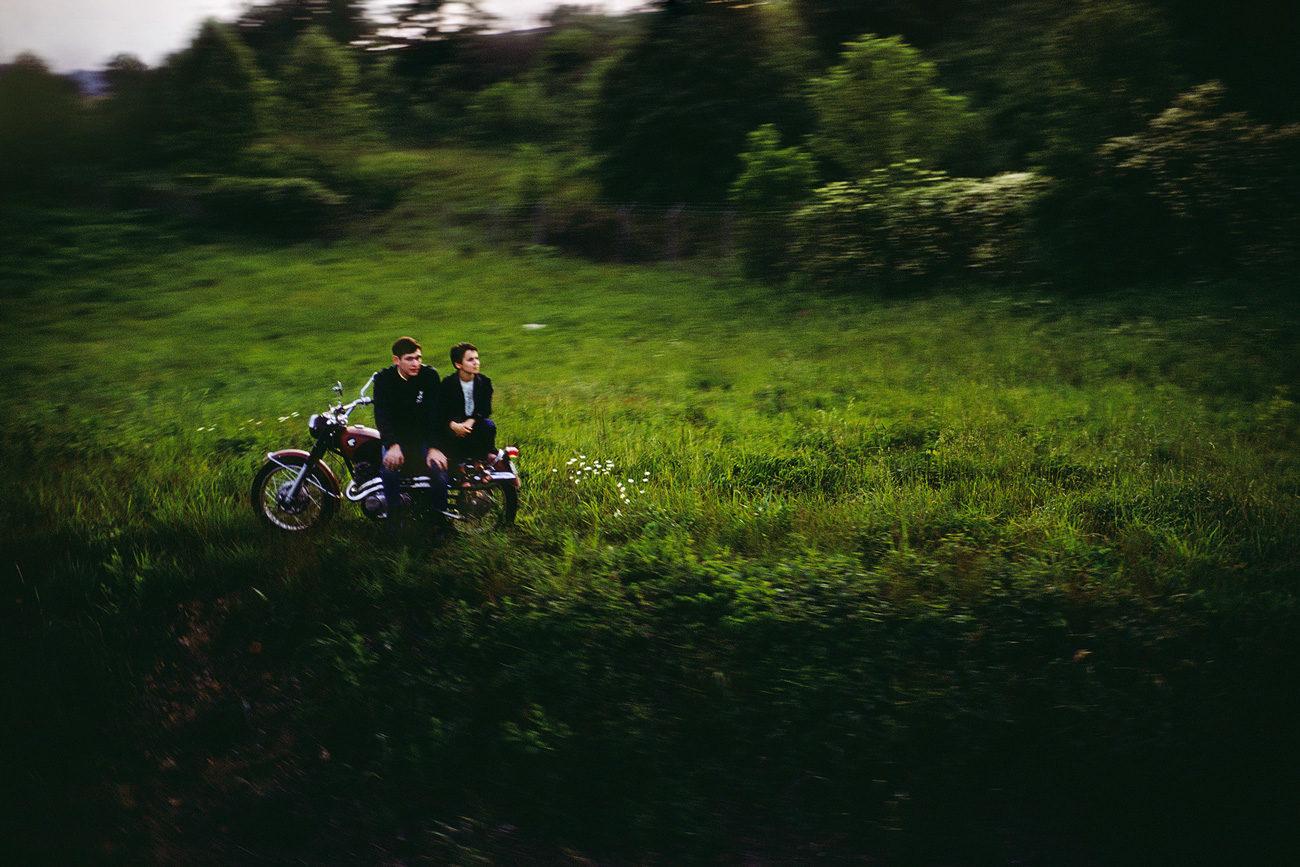 © Magnum Photos, courtesy Danziger Gallery