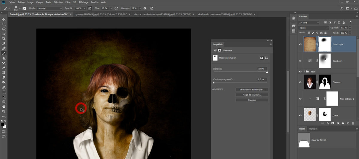© Tutoriel Photoshop d'Emmanuel Correia