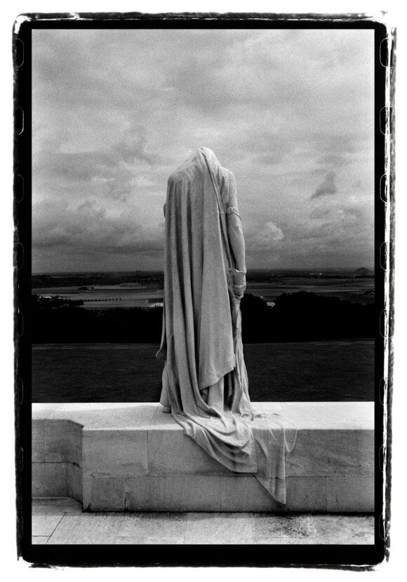 Le mémorial de Vimy, Somme © Gérard Rondeau